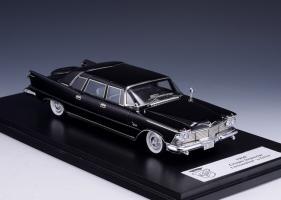 Прикрепленное изображение: IMPERIAL CROWN Limousine by Ghia 1958.jpg