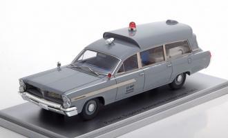 Прикрепленное изображение: Pontiac Superior Bonneville Ambulance 1963 Kess-43026000-0.jpg