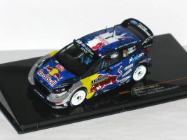 Прикрепленное изображение: Ford Fiesta WRC #1 S.OgierJ.Ingrassia победитель Rally Monte Car 001.JPG
