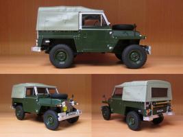 Прикрепленное изображение: 1968 Land Rover Lightweight Series II.jpg