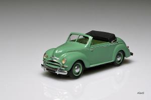 Прикрепленное изображение: Ford Taunus 10m Deutsch-Cabriolet 1951 В.Пивторак.jpg