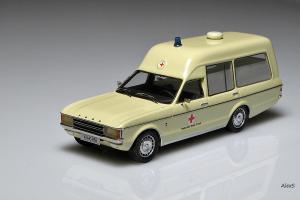 Прикрепленное изображение: Ford Granada Krankenwagen Deutsches Rotes Kreuz 1973 В.Пивторак.jpg