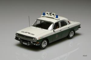 Прикрепленное изображение: Газ 24 Volkspolizei 1969 IST Models IST041.png