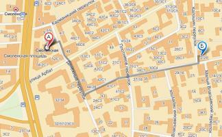 Прикрепленное изображение: Карта проезда к Магазину.JPG
