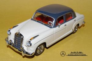 Прикрепленное изображение: 40. 1956 W180 220S (Minichamps) (1).JPG