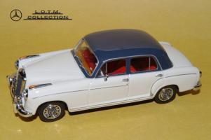 Прикрепленное изображение: 40. 1956 W180 220S (Minichamps) (2).JPG