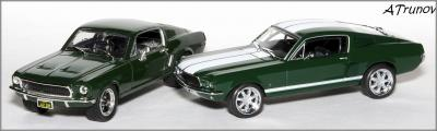 Прикрепленное изображение: 1967 Ford Mustang RB26DETT The Fast and the Furious Tokyo Drift - GREENLIGHT - GL86211 - 5_small.jpg