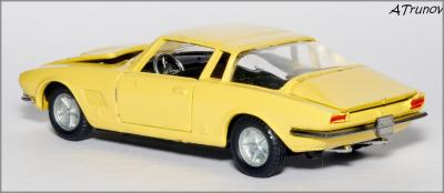 Прикрепленное изображение: 1965 Ford Mustang Bertone - Politoys - 549 - 2_small.jpg
