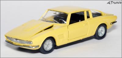 Прикрепленное изображение: 1965 Ford Mustang Bertone - Politoys - 549 - 1_small.jpg