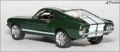 Прикрепленное изображение: 1967 Ford Mustang RB26DETT The Fast and the Furious Tokyo Drift - GREENLIGHT - GL86211 - 2_small.jpg