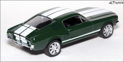 Прикрепленное изображение: 1967 Ford Mustang RB26DETT The Fast and the Furious Tokyo Drift - GREENLIGHT - GL86211 - 3_small.jpg