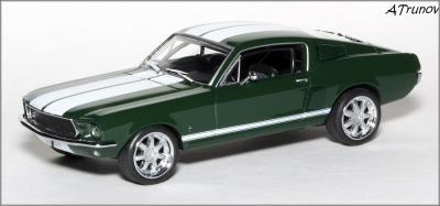 Прикрепленное изображение: 1967 Ford Mustang RB26DETT The Fast and the Furious Tokyo Drift - GREENLIGHT - GL86211 - 1_small.jpg