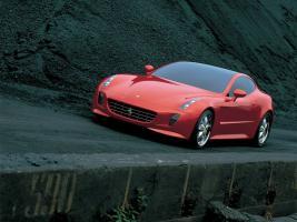 Прикрепленное изображение: 2005 Ferrari GG50 Concept 01.jpg