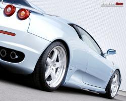 Прикрепленное изображение: Hamann Ferrari F430 2005 02.jpg