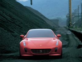 Прикрепленное изображение: 2005 Ferrari GG50 Concept 02.jpg