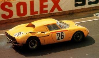 Прикрепленное изображение: Ferrari 275 LM 26 - 1965.JPG