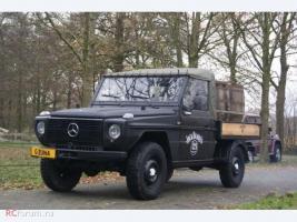 Прикрепленное изображение: Mercedes G-klasse Wolf Pick Up Jack Daniels_5.JPG