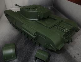 Прикрепленное изображение: Tamiya TS-61 NATO Green Spray Lacquer 03.jpg