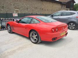 Прикрепленное изображение: Ferrari 550 Maranello.JPG