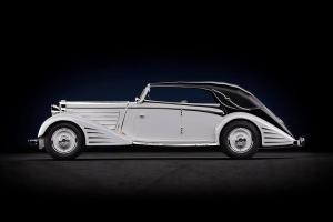 Прикрепленное изображение: 1934 Maybach DS8 Stromlinien-Cabriolet Spohn СMF 03.jpg