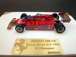 Прикрепленное изображение: Ferrari 126 CK GP Long Beach 1981 G. Villeneuve_1.jpg