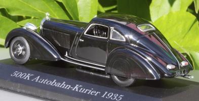 Прикрепленное изображение: 1935 Mercedes Benz 500K Autobahn-Kurier - Altaya, Museum Series - 2.jpg