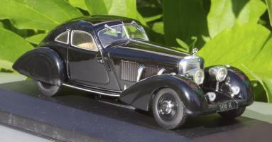 Прикрепленное изображение: 1935 Mercedes Benz 500K Autobahn-Kurier - Altaya, Museum Series - 1.jpg