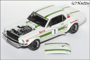 Прикрепленное изображение: 1967 Ford Mustang GTA Pete Geoghegan - Armco Model Cars - 4_small.jpg