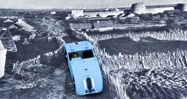 Прикрепленное изображение: 1923 Bugatti Tipo 32 Tank G.P. Francia №11 Pierre De Vizcaya - Brumm - R467B - 8.jpg