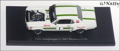 Прикрепленное изображение: 1967 Ford Mustang GTA Pete Geoghegan - Armco Model Cars - 2_small.jpg