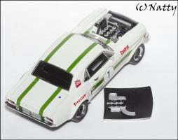 Прикрепленное изображение: 1967 Ford Mustang GTA Pete Geoghegan - Armco Model Cars - 5_small.jpg