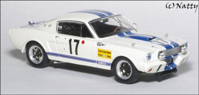 Прикрепленное изображение: 1967 Ford Mustang Shelby GT 350R №17 Le Mans 24 Hours - Ixo - LMC132 - 1_small.jpg