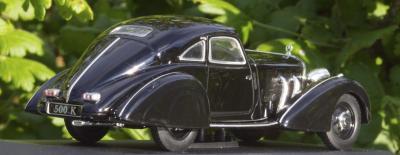 Прикрепленное изображение: 1935 Mercedes Benz 500K Autobahn-Kurier - Altaya, Museum Series - 4.jpg