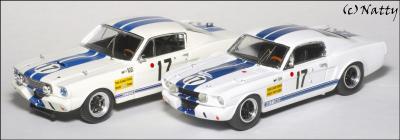 Прикрепленное изображение: 1967 Ford Mustang Shelby GT 350R №17 Le Mans 24 Hours - Ixo - LMC132 - 5_small.jpg