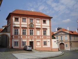 Прикрепленное изображение: 167 - Прага. В Градчанах.JPG