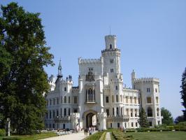Прикрепленное изображение: 323 - Глубока-над-Влтавой. Замок.JPG