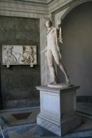 Прикрепленное изображение: IMG_ 029 - Музеи Ватикана. Музей Пия-Климента. Аполлон.jpg