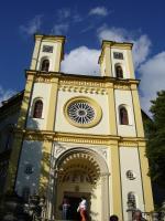 Прикрепленное изображение: 356 - Марианские Лазни. Костел Девы Марии.JPG