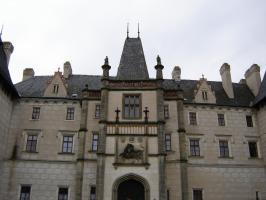 Прикрепленное изображение: 683 Внешний вид замка Жлебы.JPG