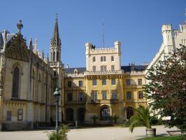 Прикрепленное изображение: 116 - Леднице. Замок Люксембургов.JPG