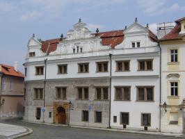 Прикрепленное изображение: 166 - Прага. Мартиницкий дворец.JPG