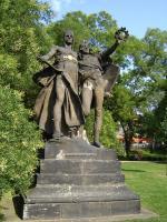 Прикрепленное изображение: 208 - Прага. Вышеград, Забой и Славой.JPG