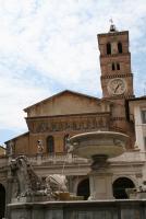 Прикрепленное изображение: IMG_ 060 - Базилика Санта-Мария-ин-Трастевере.jpg