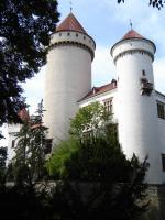 Прикрепленное изображение: 561 Внешний вид замка Конопиште.JPG
