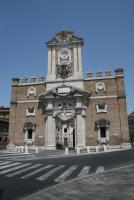 Прикрепленное изображение: IMG_ 011 - Ворота Пия IV (Porta Pia).jpg