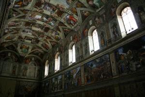 Прикрепленное изображение: IMG_ 033 - Музеи Ватикана. Сикстинская капелла.jpg