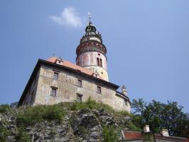 Прикрепленное изображение: 283 - Чешский Крумлов. Замок.JPG