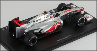Прикрепленное изображение: 2012 McLaren Mercedes MP4-27 No3 Winner Belgium GP J.Button - Spark - S3046 - 2_small.jpg