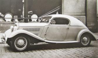 Прикрепленное изображение: W22 Sport Hornig-Stromlinien-Karosserie 2000-km Deutschlandfahrt 1933.jpg