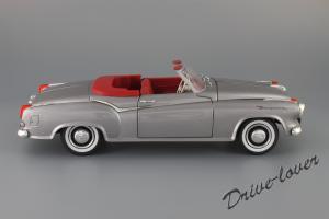 Прикрепленное изображение: Borgward Isabella Cabriolet Revell 08411_03.JPG